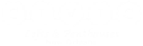 Civic Lofts & Penthouses logo